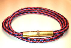 Roswell:  Paracord + .22 Shell Casings + Magnets