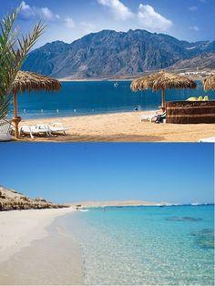 Hurghada and the Giftun Islands, Red Sea Coast, Egypt