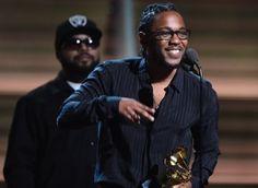 Kendrick Lamar is Crushing The Grammys