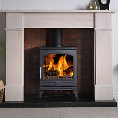 7kw Ashdale Multi Fuel Stove   Buy Traditional Multi Fuel Stoves Online   UK Stoves