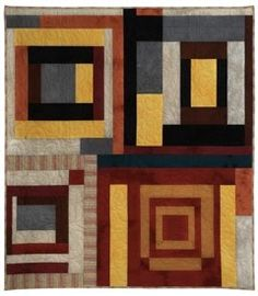 A Gee's Bend Quilt - fantastic.