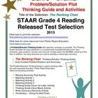 This classroom tested product includes the complete analysis for the STAAR released test poem: The Rocking Chair. It is released as a 4th grade sel...