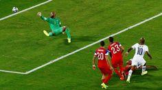 De gol relâmpago a nocaute, as melhores fotos de Gana x EUA - 16 (© Reuters)