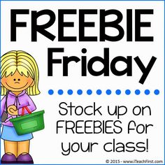 iTeach First: 1st Grade Teaching Resources: Freebie Friday - Cecelia Magro I Love First Grade