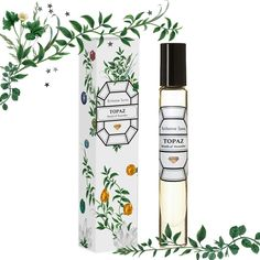 DescriptionA fruity, crispy and fresh scent composed of Barbarian fig, rosewood and grapefruit.Ingredients: Pure safflower oil, natural fragrances and essential oils Safflower oil contains linoleic acid, an essential fatty acid with moisturizin. Emerald Color, Peridot Color, Sapphire Color, Topaz Color, Roll On Perfume, Safflower Oil, Garnet Stone, Perfume Oils, Scented Candles