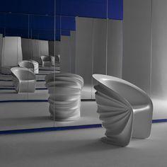 Modesty Veiled - Armchair by Italo Rota