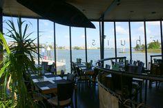 Restaurant Het Veerhuis, nummer 12 van de 100 beste terrassen van Nederland #dordrecht