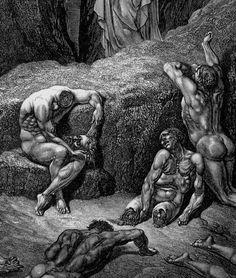 Geri del Bello by Gustave Doré