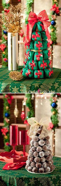 arvore-de-natal-comestivel-com-doces-trufas-bombons-goloseimas.jpg (650×1961)