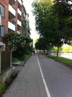 Sortedam Dossering, Østerbro, Copenhagen #sortedam #søerne #østerbro