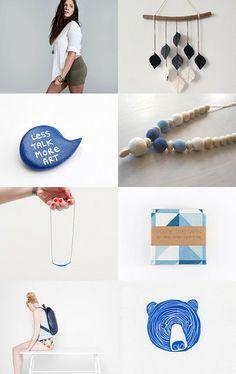 So just be happy! by Olesya Bukhaleva on Etsy--Pinned with TreasuryPin.com