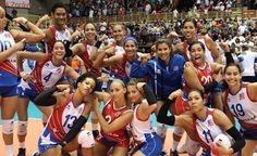 Vítěznou sérii volejbalistek v Grand Prix ukončilo Portoriko