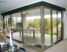Soundproof interior sliding door room dividers, View interior ...