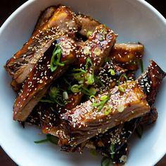 Chinese Style Honey Hoisin Sticky Ribs Recipe on Food52 recipe on Food52