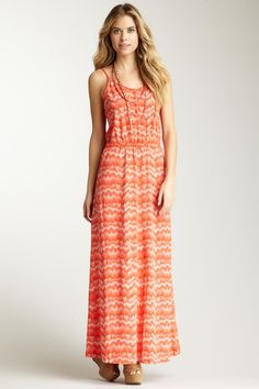 Alternative Apparel Gardenia Maxi Dress by Casual Spring Style on @HauteLook