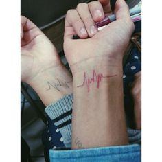 Tags mais populares para esta imagem incluem: pareja, tatto, tatuaje, love e relationshipsgoals