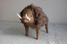 Wild Boar by sian on Etsy, $135.00