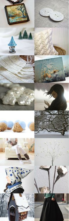 Winter Warmth by Ilona on Etsy--Pinned with TreasuryPin.com