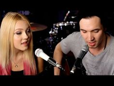 ▶ John Mayer - Who You Love ft. Katy Perry (Acoustic Cover by Corey Gray & Alexi Blue) - YouTube