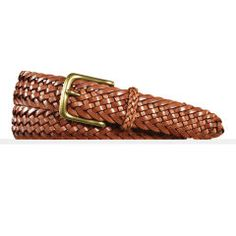 Sportsman Braided Belt - Ralph Lauren Belts & Braces - RalphLauren.com