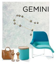 """Gemini by Artifort..."" by gloriettequartet ❤ liked on Polyvore featuring interior, interiors, interior design, home, home decor, interior decorating, Artifort and Lauren Ralph Lauren"