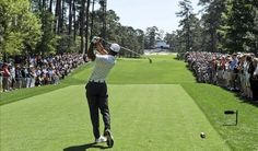 Take The Field Against Tiger Woods At The Masters