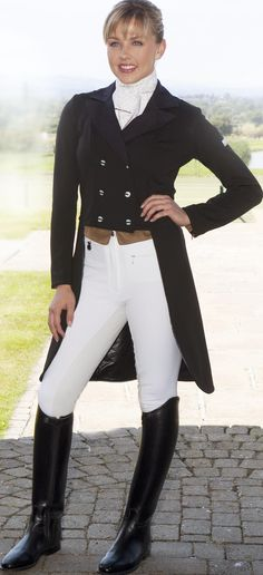 Dressage outfit