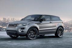 Range Rover Evoque Special Edition : The Victoria Beckham version?