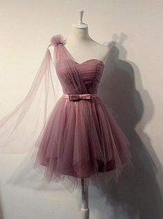 Sale Appealing Bridesmaid Dresses Short Charming A-line Bridesmaid Dress,Sweetheart Tulle Short Prom Dress,Bridesmaid Dress,Homecoming Dress With Belt Cute Homecoming Dresses, Tulle Prom Dress, Cheap Prom Dresses, Prom Party Dresses, Evening Dresses, Girls Dresses, Formal Dresses, Bridesmaid Dresses, Prom Gowns