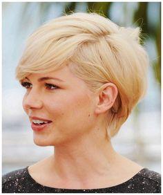 Short haircuts for chubby women