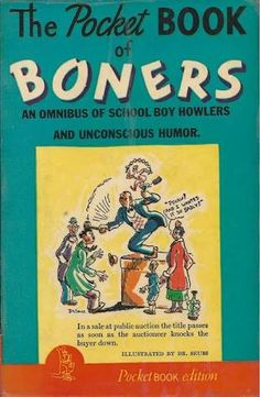 The Pocket Book of Boners (1931)