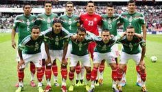 Equipo Mexico en el Mundial
