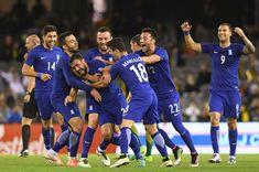 Australia v Greece World Cup Qualifiers, Fifa, Croatia, Melbourne, Greece, Soccer, Challenges, Australia, Sports