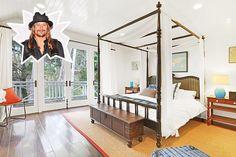 The Best Celebrity Bedrooms - Lonny