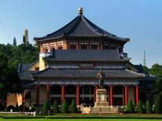 Sun Yat-sen Memorial hall, Guangzhou
