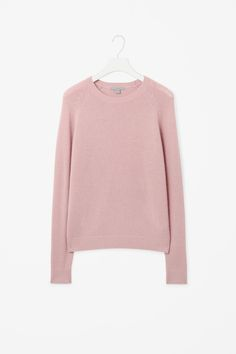 Relaxed cashmere jumper