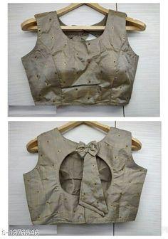 Fancy designer blouse in 2019