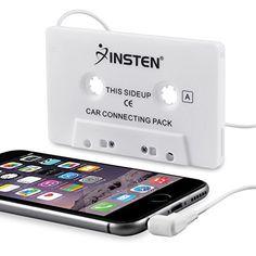 Insten Car Cassette Tape Deck Adapter Compatible with 3.5... http://www.amazon.com/dp/B00QHNCQR4/ref=cm_sw_r_pi_dp_Ybdixb10RW2YE