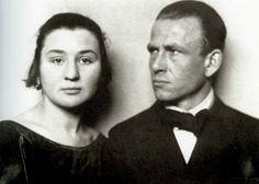 Artist and Studio, Martha Koch and Otto Dix by Hugo...