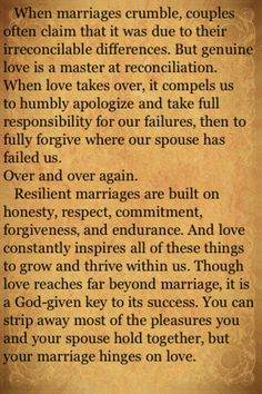 From the Love Dare. This is why betrayal hurts so deeply. Times are going to get hard, but when the other person bails.everything your relationship was built on turns to ashes. Marriage Prayer, Godly Marriage, Marriage Goals, Marriage And Family, Marriage Relationship, Happy Marriage, Marriage Advice, Relationships, Broken Marriage Quotes