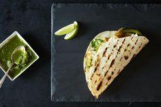 #Receta Tacos de pescado a la parrilla