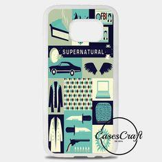 Supernatural Cartoon Samsung Galaxy S8 Plus Case | casescraft