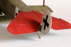 Fokker DR. 1 1/35 Scale Model