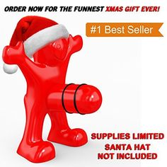 Willy the Wine Lover(tm) Wine Bottle Stopper- Hilariouos Novelty Gift- Best Gag Gift- Perfect Stocking Stuffer or Secret Santa Gift- The Perfect Wine Accessory or wine gifts, http://www.amazon.com/dp/B00P6VW4XY/ref=cm_sw_r_pi_awdm_D-uEub1CS287C
