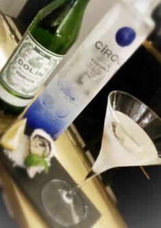 Tonight Oyster Martini!!!  @INALCOHOLWETRUST @tasentimentoita #inalcoholwetrust #solocosebuone @umbertovezzoli