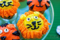 For my daughter's birthday this year, we threw a zoo-themed birthday party. Her love of animals and trips to the zoo made it an obvious choice. I decided to try my hand at cake decorating, so I created zoo animal cupcakes — zebras, lions and tigers — to celebrate her big day. I have zero …