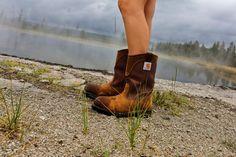 Carhartt Women's Wellington Boots