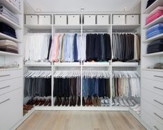 Closet Design, Pictures, Remodel, Decor and Ideas - page 22