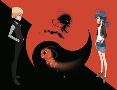 Ladybug Y Cat Noir, Miraclous Ladybug, Felix Miraculous, Los Miraculous, Thomas Astruc, Ladybug Cartoon, M Anime, Miraculous Ladybug Anime, Miraculous Ladybug