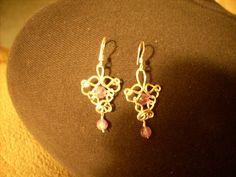 New earrings louisebdesigns 2013.